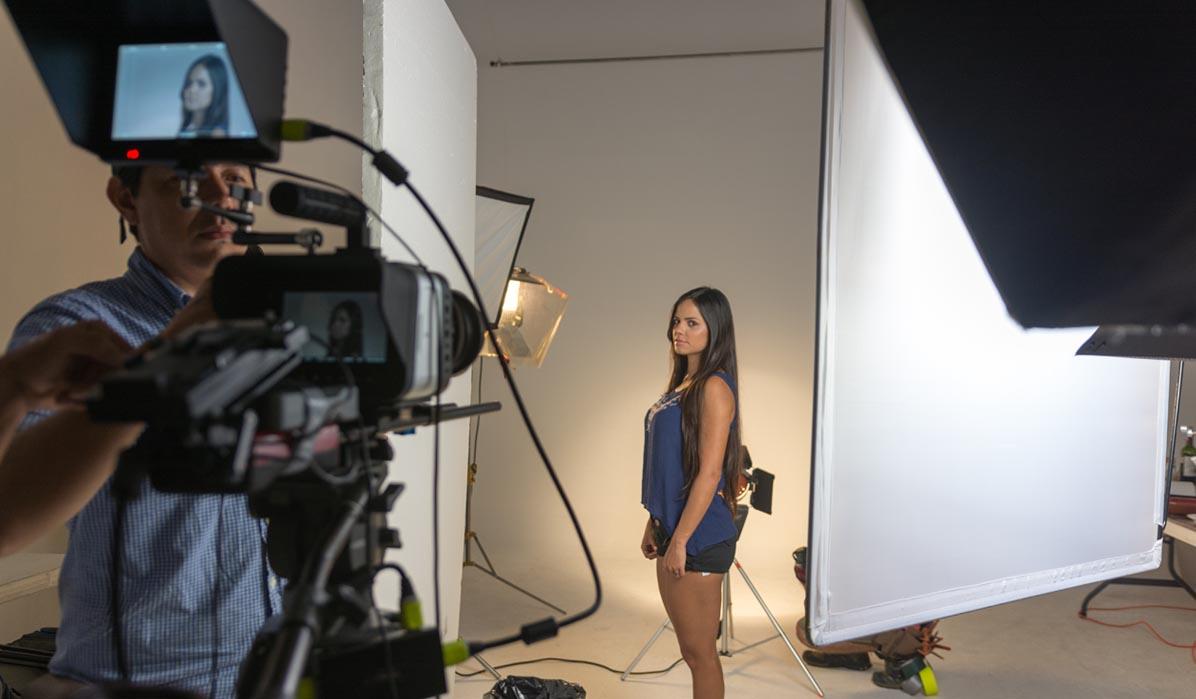 estudio fotografico cancun para videos