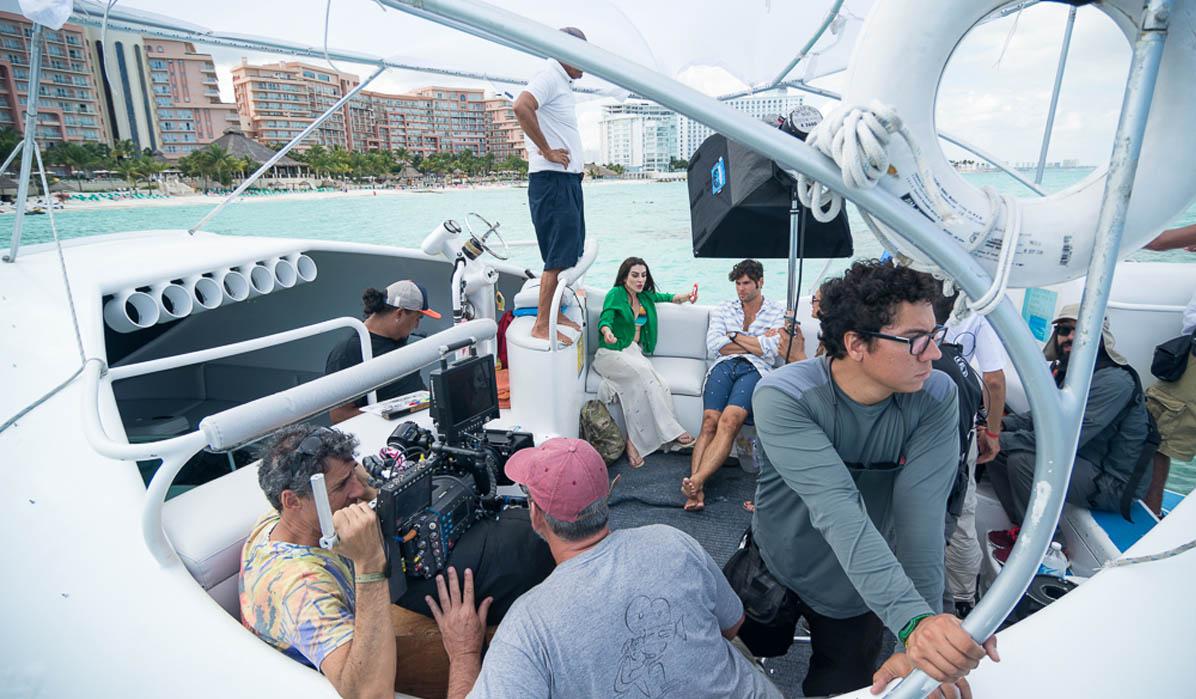 transporte y hospedaje para equipos de produccion en cancun